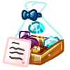 """<a href=""""https://jellheads.com/world/items?name=Welcoming gift"""" class=""""display-item"""">Welcoming gift</a>"""