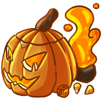 Halloween Stand